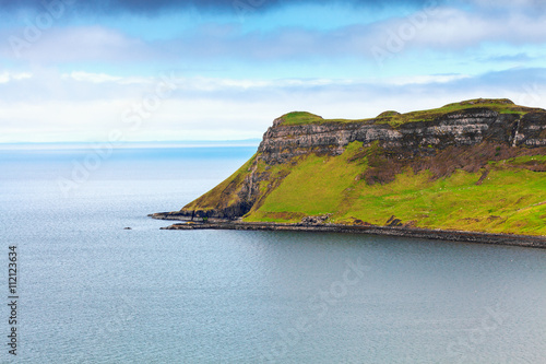 Fotografie, Obraz  Scottish Highlands - Skye Island - Uig
