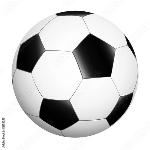 Fussball Schwarz Weiss Buy This Stock Vector And Explore