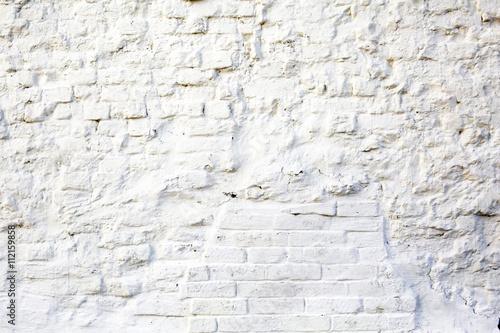 Poster Baksteen muur Texture old brick wall