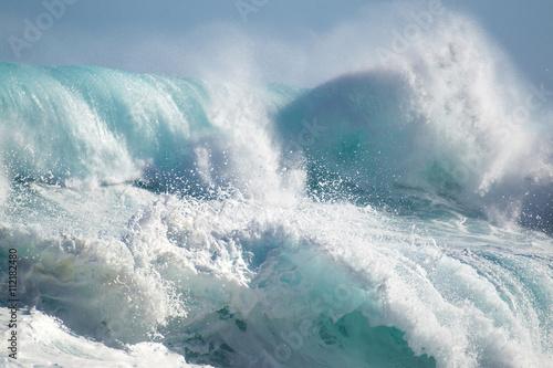 Fotografie, Obraz  Vagues, tempêtes