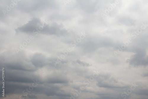 Fotomural Cloudy sky