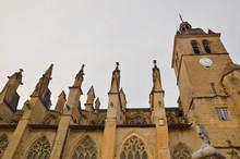Abbaye - Saint Antoine L'Abbaye (Isère)
