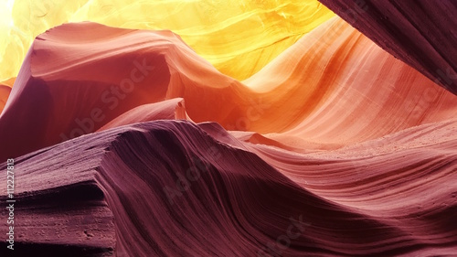 Fotobehang Natuur Park Lower Antelope Canyon, Arizona, USA