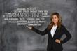 Woman Business Marketing