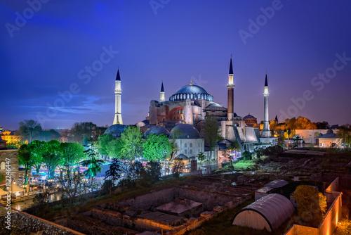 Photo  Hagia Sophia - Istanbul, Turkey