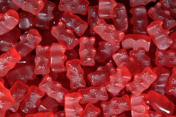 Fototapeta Gummy bear