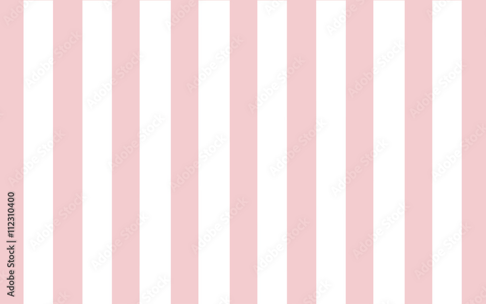 Fototapeta pink and white Stripe wallpaper backdrop
