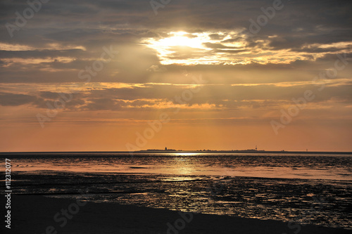 Fotografering  Cuxhaven,Nordstrand