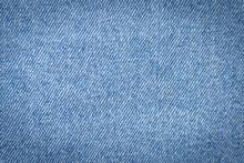 Blue Denim Texture Background