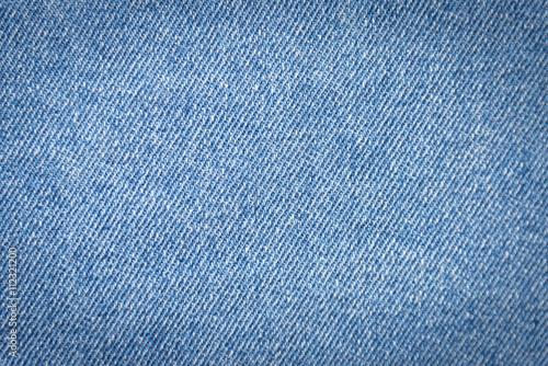 Fotografie, Tablou Blue denim texture background