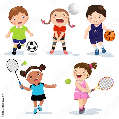 postacie-dzieci-przedstawiajace-rozne-dyscypliny-sportowe