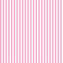 Vertical Pink Stripes Pattern Seamless Vector