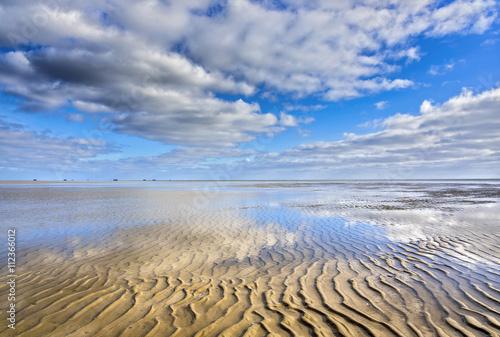 Keuken foto achterwand Noordzee Wattenmeer
