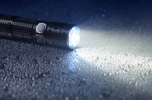 Tactical Waterproof Flashlight
