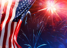 American Celebration - Usa Fla...