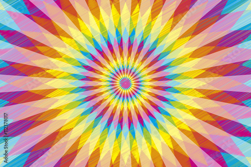 Poster Psychedelique #Background #wallpaper #Vector #Illustration #design #free #free_size #charge_free #colorful #color rainbow,show business,entertainment,party,image 背景素材壁紙,虹色,レインボー,カラフル,エスニック柄,ラテン系,情熱,パッション,太陽,光,真夏,
