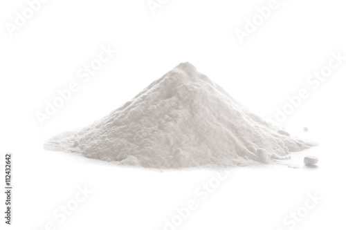 Fototapeta  Baking soda, Sodium bicarbonate