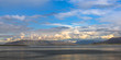 Icelandic colorful landscape on Iceland, summer time