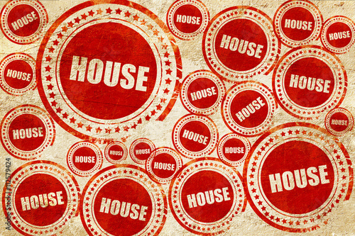 house-music-red-stamp-on-a-grunge-paper-texture