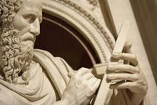 Apostle John In Loreto Italy