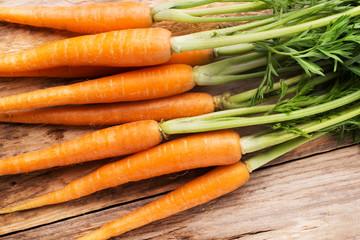 Panel Szklany Warzywa Carrots.