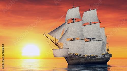 帆船 - 112661471