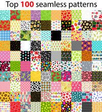 Big Collection, Set Of 100 Top...