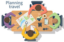 Travel Planning, Vector