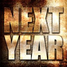 Next Year, 3D Rendering, Metal...