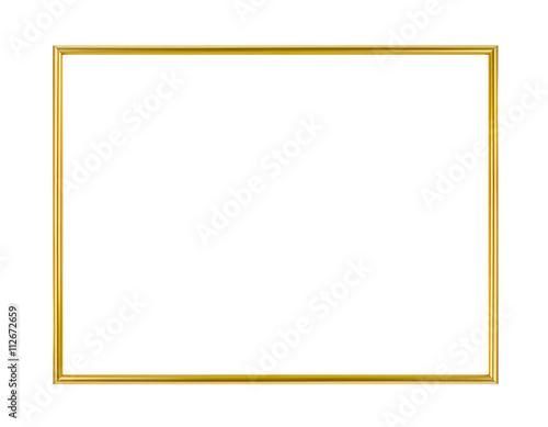 Obraz Metal frame - fototapety do salonu
