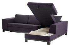 Couch Bed With Storage.