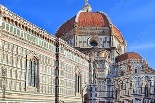 Fotografie, Obraz  cathedral Santa Maria del Fiore (Duomo) , Florence