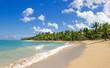 Traumurlaub an einem einsamen Strand in der Karibik :)