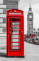 Fototapeta london turist