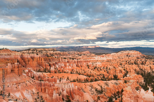 Keuken foto achterwand Canyon natural landmark Bryce Canyon National Park in Utah, USA