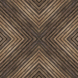 Wood texture, X shape, material pattern design - 112924299
