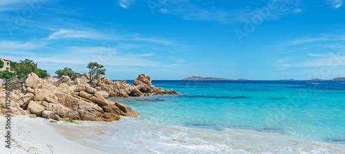 Photo  Capriccioli beach