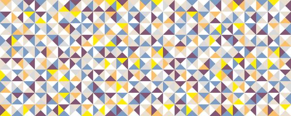 FototapetaVintage geometric banner