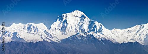 Photo Dhaulagiri mountain