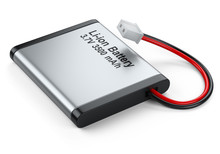 Rechargeable Li-ion Battery Wi...