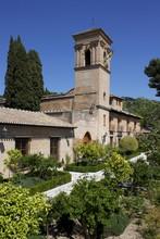 Convent Of San Francisco, A Parador, Granada, Andalucia, Spain