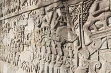 Bayon Temple, Late 12th Century, Buddhist, Angkor Thom, Angkor, Siem Reap, Cambodia