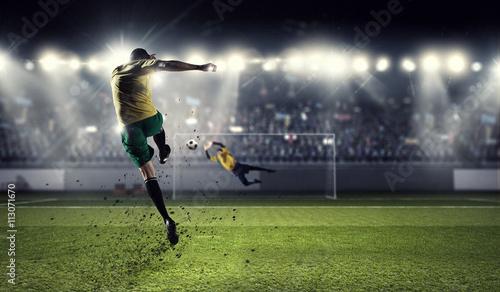 Photo  Hot football moments