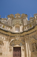 Church Of The Visitation, Gharb, Gozo, Malta