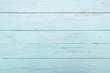 canvas print picture - pastel wood planks texture