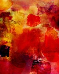 Fototapeta Malarstwo malerei graphik texturen dekorativ