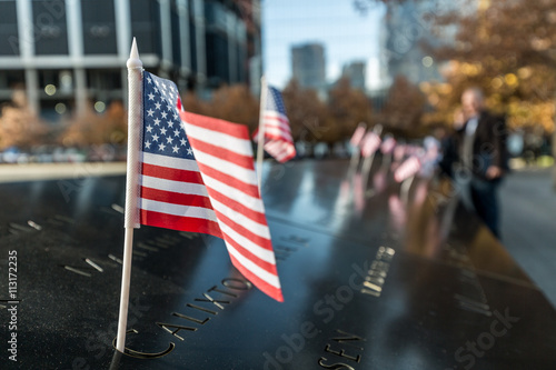 Cuadros en Lienzo Memorial del 11S
