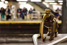 Life Underground - 14th Street Subway