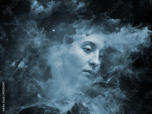 Fototapety, obrazy: Metaphorical Self