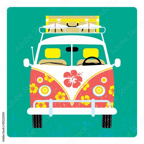 Photo  Surf bus